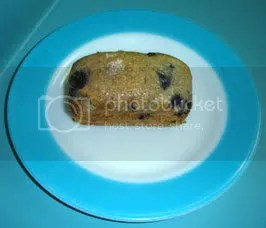 Mini Orange Blueberry Bread