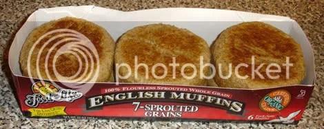 Ezekiel English Muffins