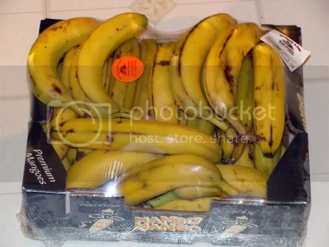 Bargain Bananas