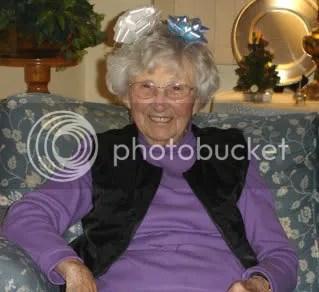 Decorated Grandma