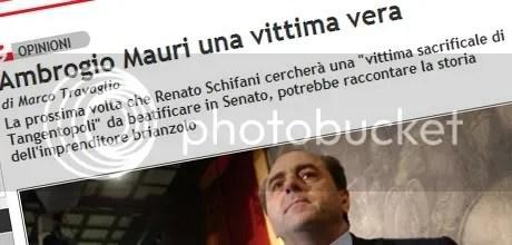Ambrogio Mauri orgogliosamente ITALIANO!!