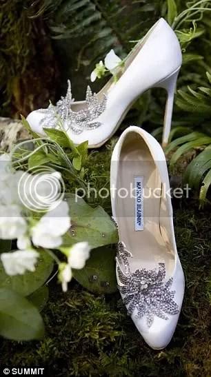 Twilight Bella 's Wedding Details – Nutsaboutmakeup