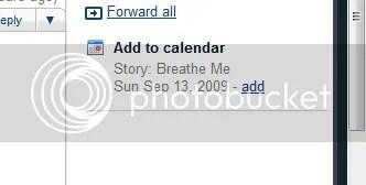 Even GMail wants an update...