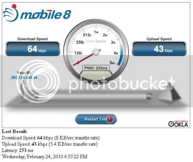 Data Test Internet Unlimited Fren Mobi Di Luar Gedung