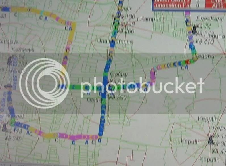 Test Drive kualitas jaringan untuk Report tahunan Ke BRTI