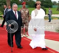 Libya Qadaffi