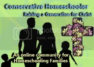 Conservative Homeschooler