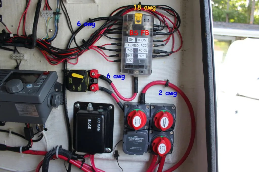 Using a dual battery charger and a BEP Dual Battery Cluster  The Hull Truth  Boating and