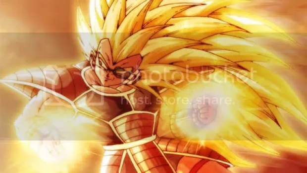 Did Raddits Have The Same Potential As Goku?