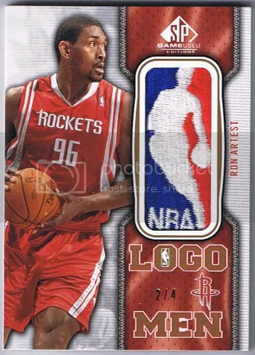 cf1dfaca3 2006-07 Exquisite Extra Exquisite Dual Jersey Dual Patch  10