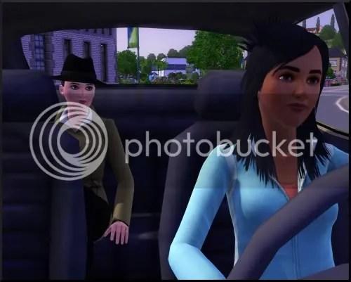 Taxi Ride of DOOOOM!