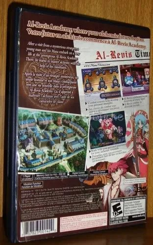 Caixa do DVD (Verso)