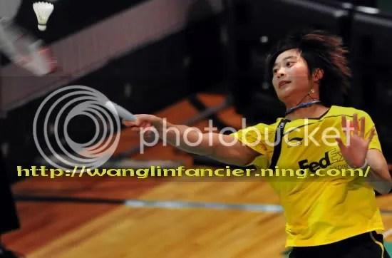Wang Lin,Wang Lin Fancier