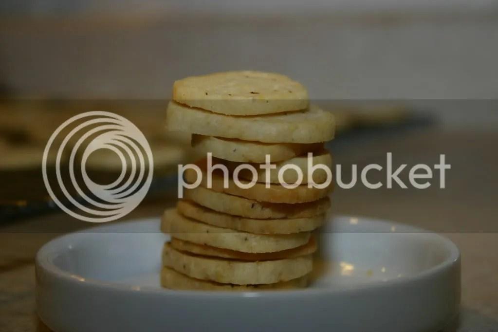 Lemon Crackers