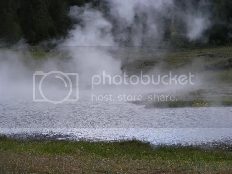 Thermal Region of Yellowstone