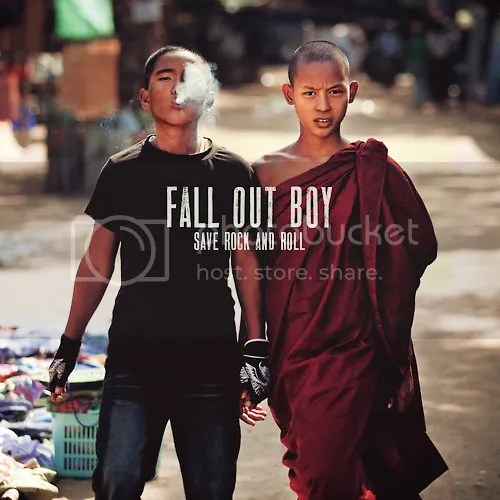 'Save Rock 'n' Roll' by Fall Out Boy