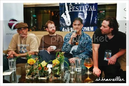 Salsa Celtica @ GIJF interview.