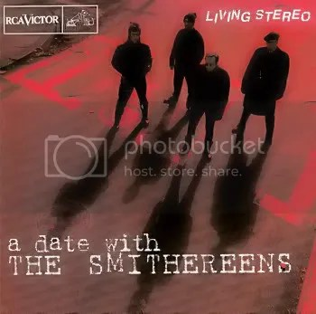 cover of 'A Date With The Smithereens' by The Smithereens