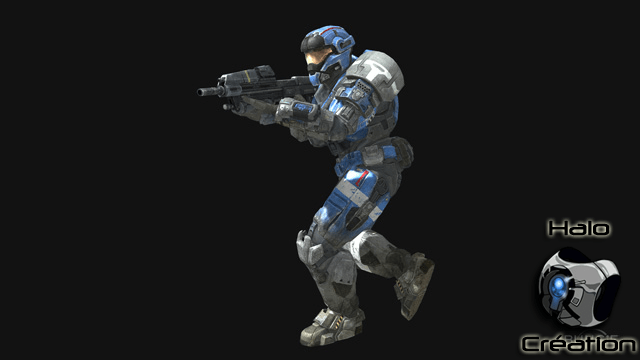Halo Reach Commando Carter
