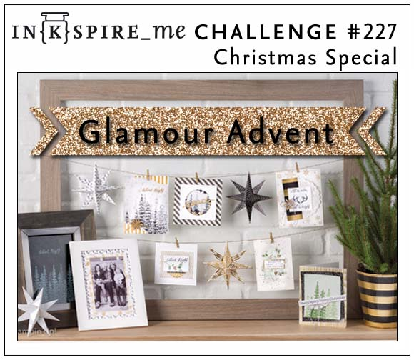 In{k}spire_me #227 Christmas Special Glamour Advent