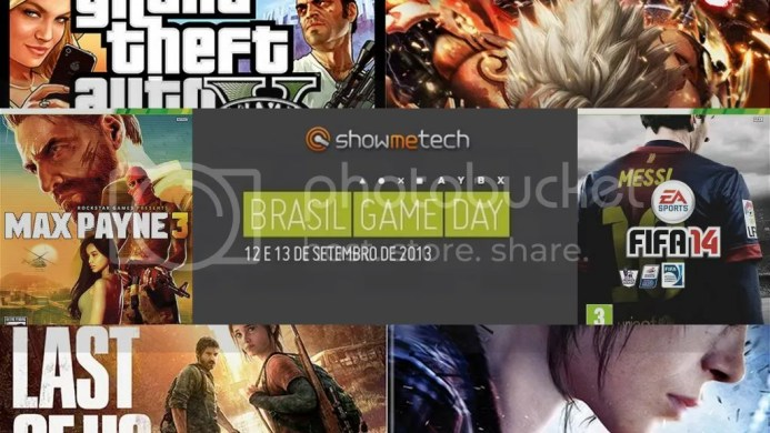 Brasil Game Day - Promoções