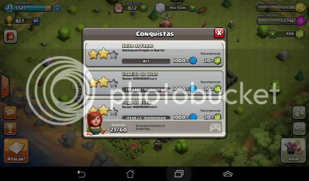 Clash of Clans - Conquistas