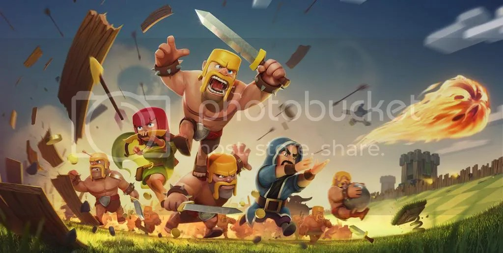 clashofclanssemcoiso - Game Review: Clash of Clans: altamente viciante (iOs / Android)