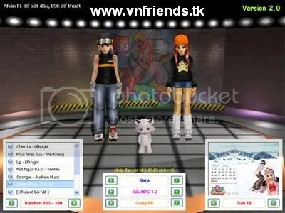 Audition Offline v2.2,games download vnfriends.tk