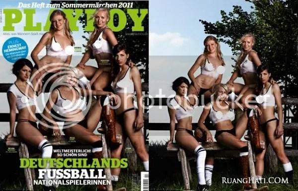 foto hot pemain bola wanita