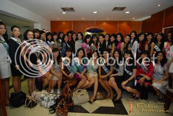 Final Pemilihan Putri Indonesia 2009