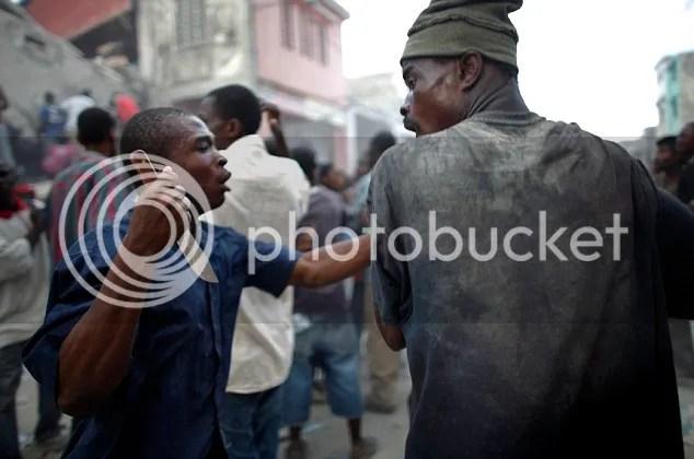 Kerusuhan massa terjadi di Haiti akibat gempa yang belum tertangani