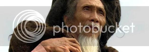 Manusia dengan rambut terpanjang di dunia