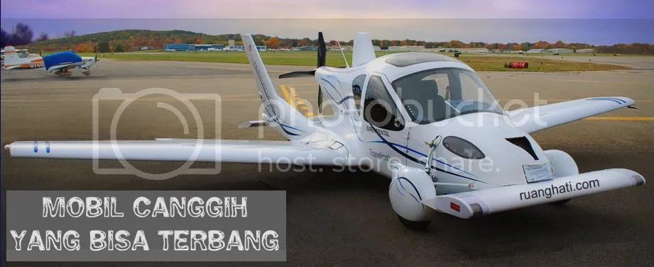 Pesawat canggih yang bisa terbang