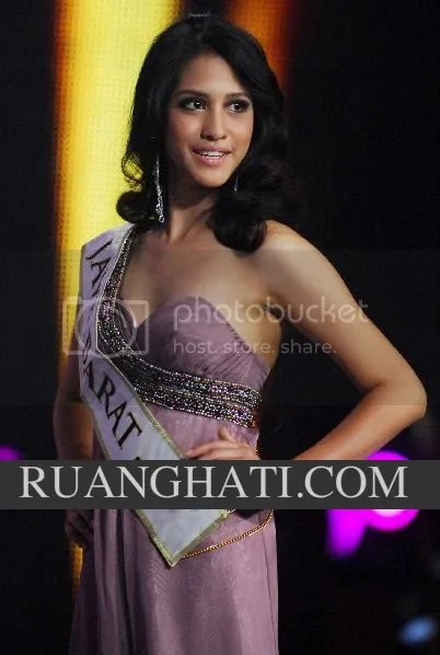 Foto Eksklusif Miss Indonesia 2010 Asyifa Latief