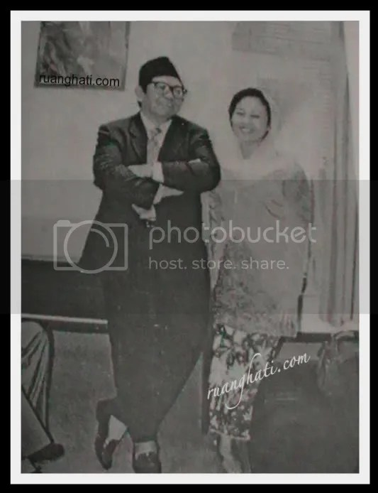 Foto Gus Dur Semasa Muda