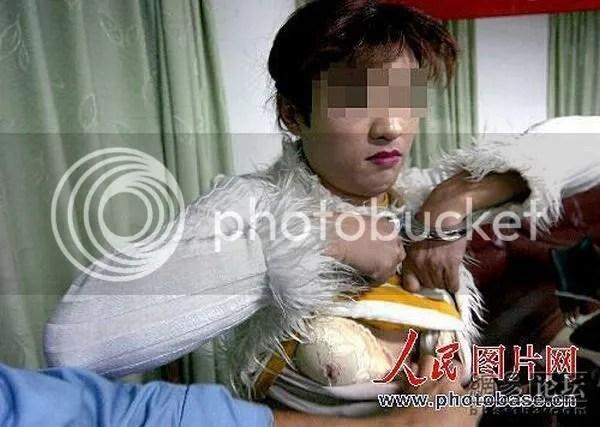 Salah satu dari hasil operasi pekat (penyakit masyarakat) Sat Pol PP Hongkong di tangkap dan digeledah