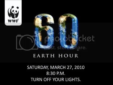 Earth Hour 2010 Pictures, Images and Photos