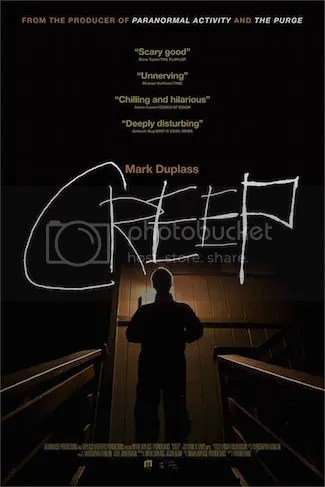 Creep, 2015 Horror, Found Footage, Mark Duplass