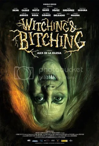 Witching and Bitching, Witching & Bitching, Spanish Horror