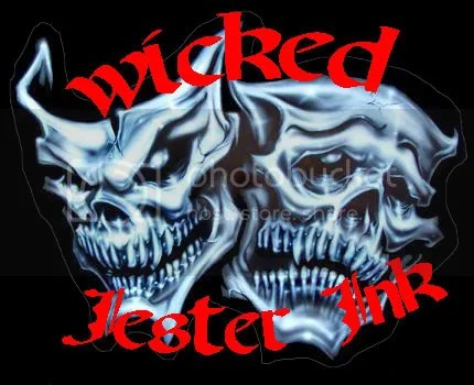 wicked jester ink Pictures, Images and Photos