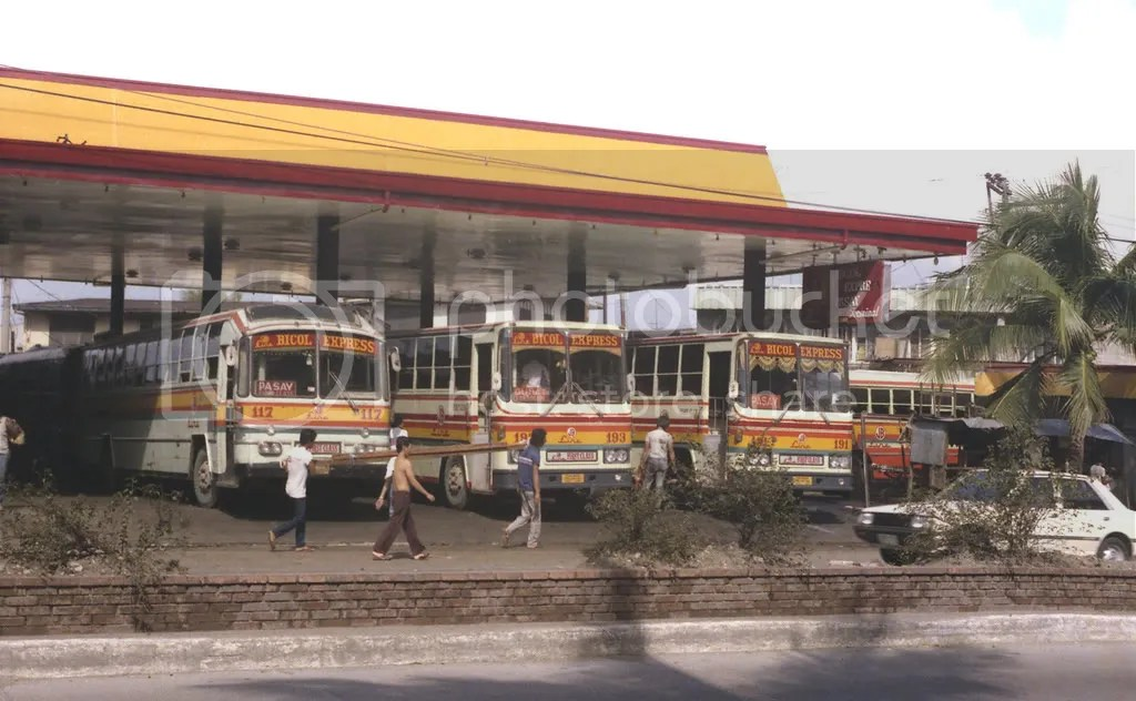 The original bicol express