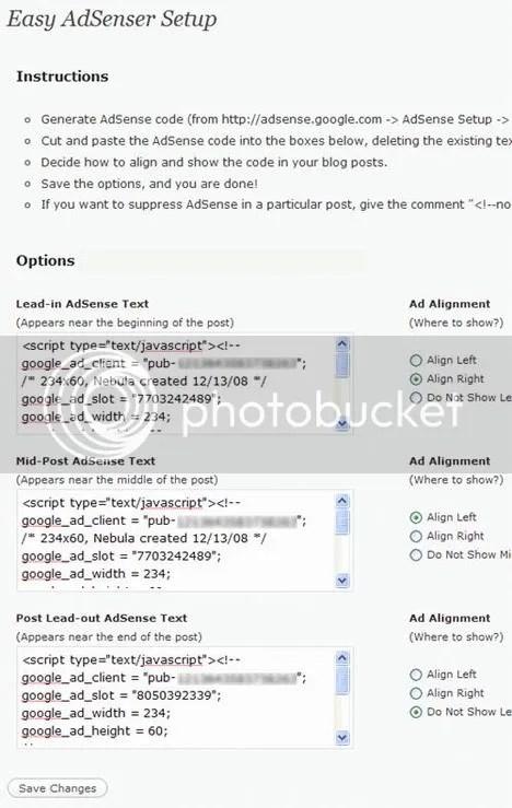 Easy AdSenser