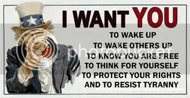 resist tyranny flyer new world order liberty