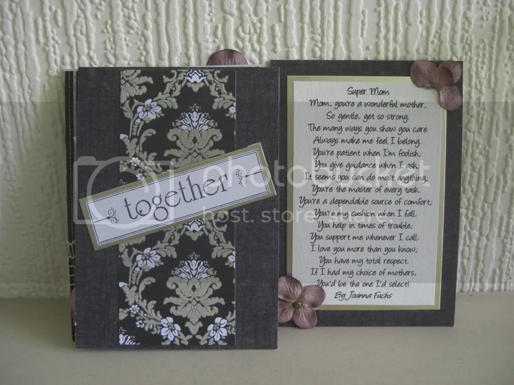 card inside