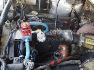 Electronic pump conversion parts list and diagram  PowerStrokeNation : Ford Powerstroke Diesel