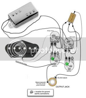 Base Contour Control of 4 knob Tele? | The Gear Page