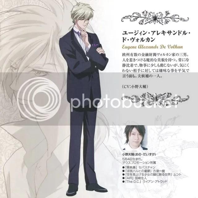 Hanasakeru Seishounen,anime manga,HanaSei Character Image,Eugene