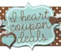 I Heart Coupon Deals 125x125