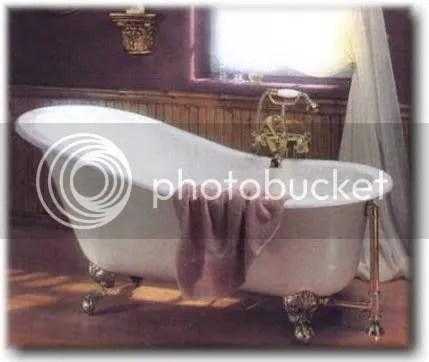 AClawfootTub.jpg A Clawfoot Tub image by davedave200