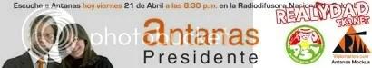 Antanas Mockus Presidente
